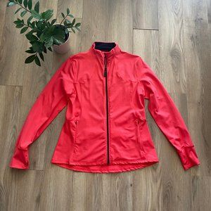 HBC SPORT (The Bay) Coral Track/ Running Jacket